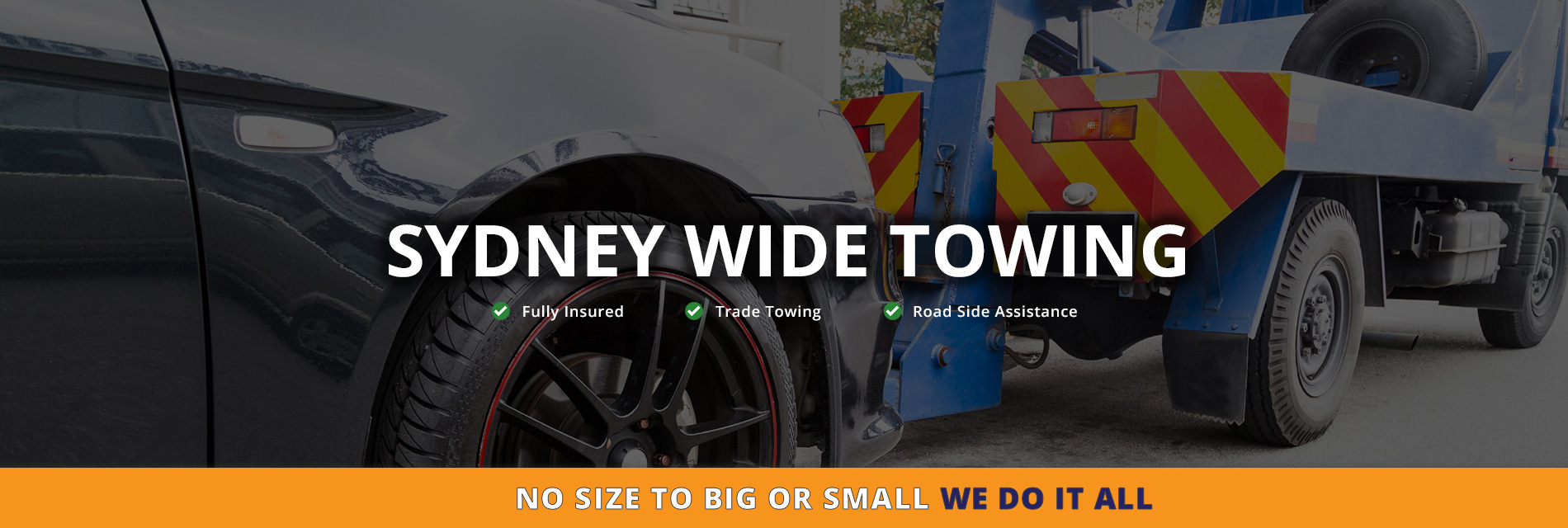 Sydney Wide Towing Services